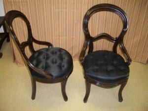 Реставрация стульев в Москве