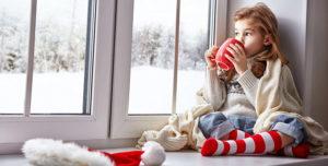 Утепление пластиковых окон на зиму