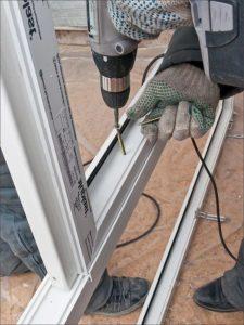 Восстановление геометрии окна недорого в Москве