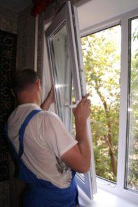 Замена створок пластиковых окон в Москве