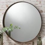 Чистка зеркала в домашних условиях