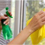 Как вымыть окна без разводов со всех сторон