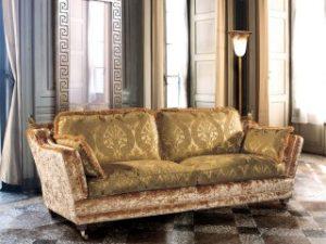 Обивка дивана в Москве недорого