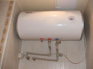Монтаж накопительного водонагревателя своими руками