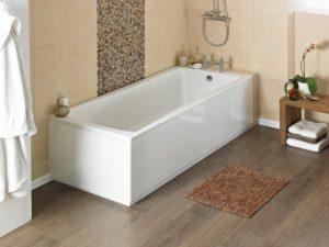 Установка ванн от Домашних мастеров
