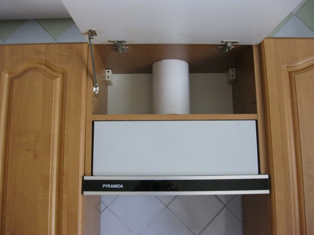 Встраиваемая вытяжка для кухни установка своими руками
