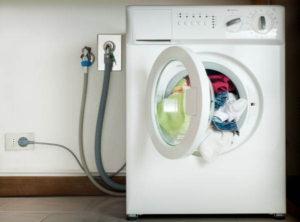 Установка стиральных машин в Москве