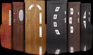 Установка дверей входных