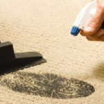 Почистить ковер в домашних условиях