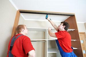 Сборка шкафа своими руками