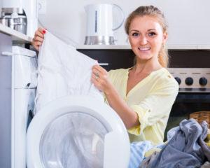 Тайны профессиональной стирки белья на дому