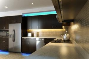 Как сделать подсветку на кухне - Домашние мастера