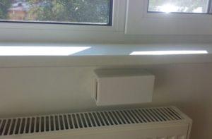 Как установить приточную вентиляцию на окна - Домашние мастера