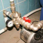 Регулятор давления воды в квартире - зачем нужен и как установить? - Домашние мастера